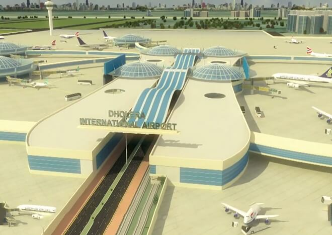 Gujarat's Dholera International Airport, an Upcoming Air Travel Hub with Global Connectivity for 50m Flyers