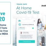 RT-PCR test for travel to India, India guidelines for international passengers, where to take RT-PCR test in USA
