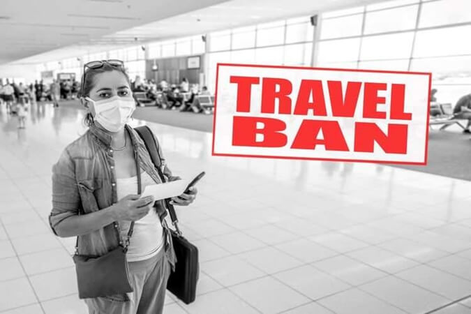 US India travel ban, US india travel news, US restricts travel from India