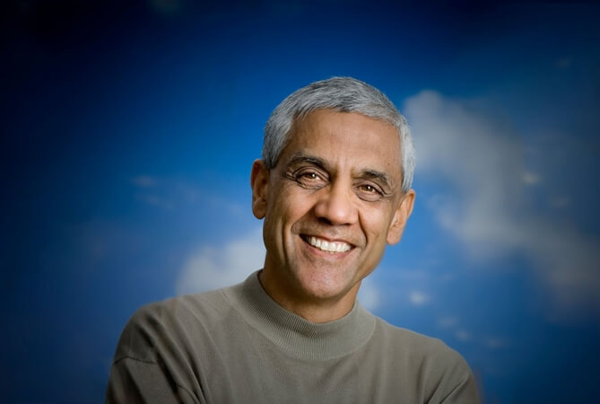 billionaire Vinod Khosla, Indian American billionaires, Indian American philanthropists