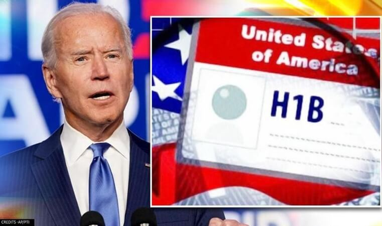 President Biden Becomes a Good Samaritan to H1B and H4 Visa Holders within Months of Taking Office