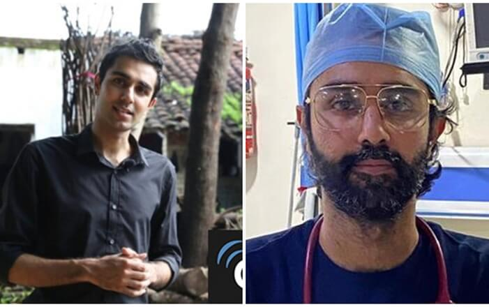 This Indian-origin Doctor Returns from USA to India and Pledges to Continue Fighting Pandemic