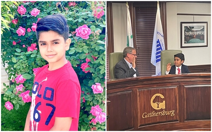 This Indian-origin Fourth Grader becomes Junior Mayor of a US City and Takes on Bullying in School