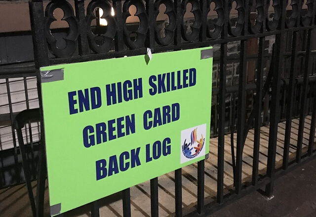 Equal Access to Green Cards for Legal Employment Act: A New Bill for H1B Visa Holders in Green Card Backlog