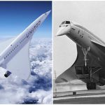 United Airlines supersonic flights, Boom Supersonic Overture planes, Concorde history