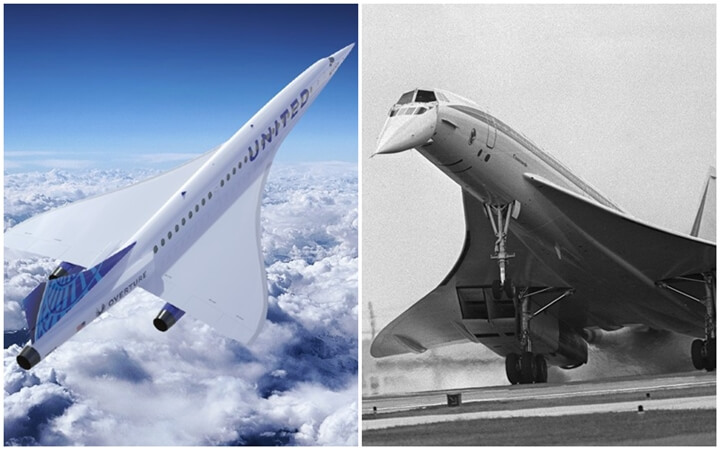 After 2 Decades of Concorde's Fall, United Airlines to Bring Back Ultrafast Supersonic Travel