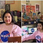 NASA Indian women, NASA Interns Roy Sisters