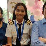 Maitri Patel pilot, India's youngest commercial pilot