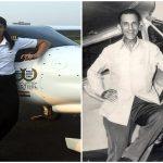 Captain Aarohi Pandit, JRD Tata first flight, Air India founder